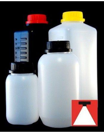 Retro-Image zestwa czterech butelek na chemię