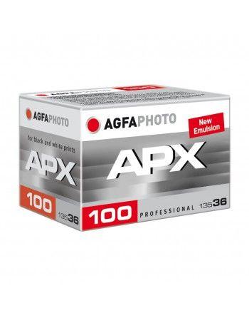 AgfaPhoto APX 100/36  New negatyw B/W typ 135