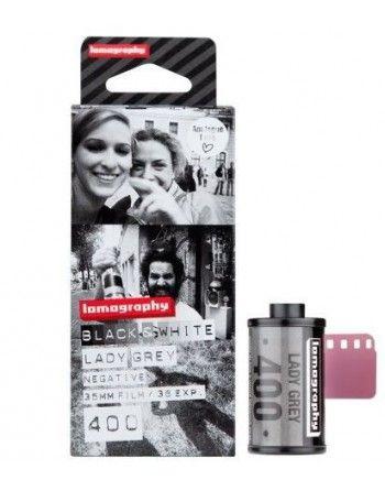 Lomography film czarno-biały Lady Grey 400/36