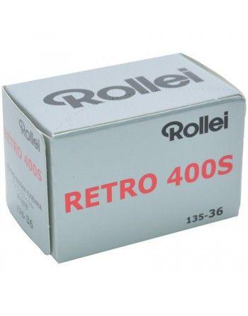 Rollei Film Retro 400S /36 negatyw cz/b