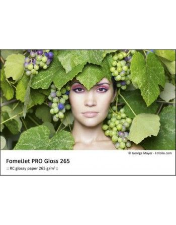 FomeiJet Pro Gloss 265gsm A4 25szt papier do druku