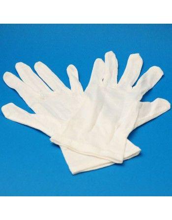 Rękawiczki bawełniane 1 para roz. 12 - L