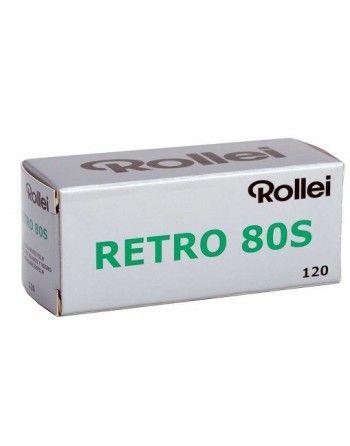 Rollei Film Retro 80s 120 Nowy