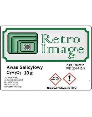 Retro-Image - Kwas Salicylowy 10g  cz. C7H6O3