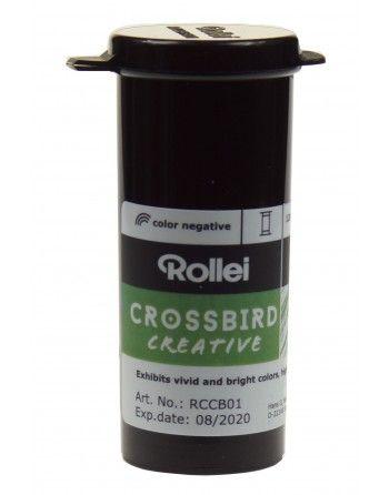 Rollei Film Crossbird 200 120