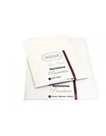 Adox Variotone Premium 13x18/25 papier ciepłotonowy pólmat