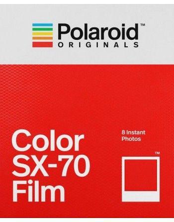 Polaroid  Originals Color SX-70 wkład do aparatu