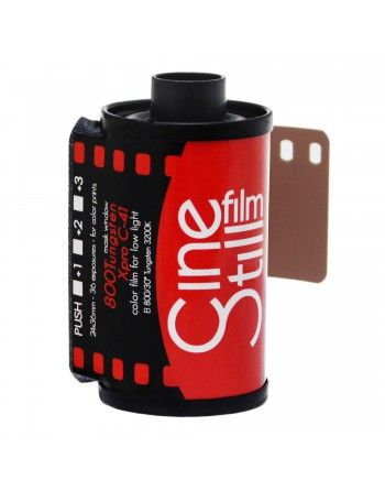 CineStill Film Xpro C-41 800 Tungsten 135/36 negatyw kolorowy typ 135