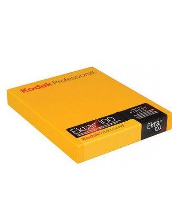 """Kodak Ektar 100 film kolorowy cięty 4x5""""/10"""