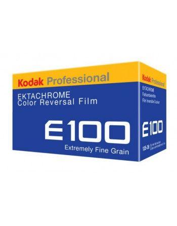 Kodak Ektachrome 100/36 slajd kolorowy