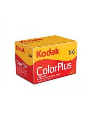 Kodak Color 200/24 negatyw film kolorowy typ 135