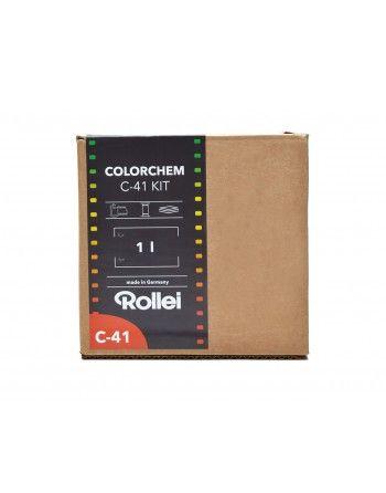 Rollei C-41 Kit - wywoływacz do negatywów kolorowych na 1 litr roztworu