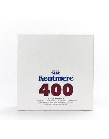 Kentmere 400/36 ISO 400 30,5m na szpuli małoobrazkowy negatyw czarno-biały typ 135