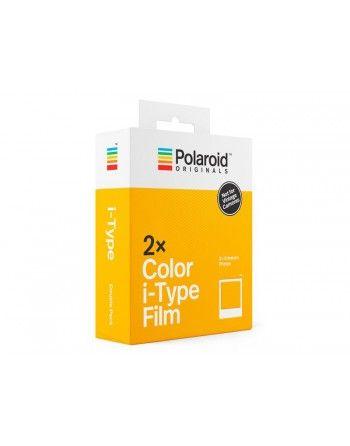 Polaroid Originals I-TYPE Color 2x wkłady do aparatów I-1 oraz One Step2