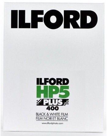 """Ilford Film HP5 Plus arkusze 8X10"""" /25 negatyw czarno-biały"""