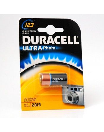 Duracell bateria DL 123