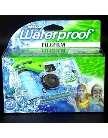 Fuji aparat do zdjęć podwodnych na fil kolorowy ISO 800 27 klatek