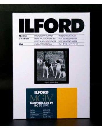 ILFORD DELUXE MGD RC 18x24/25 papier czarno-biały 1M błyszczący / 44M półmat / 25M mat/
