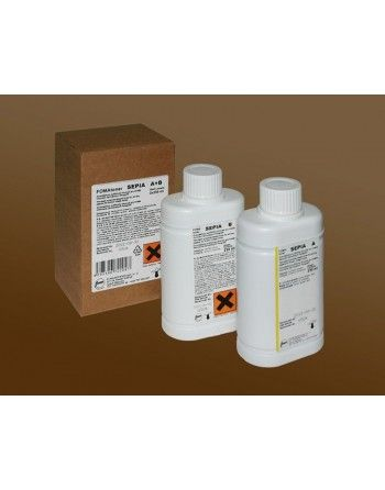 FOMA Toner Sepiowy 2x250 ml