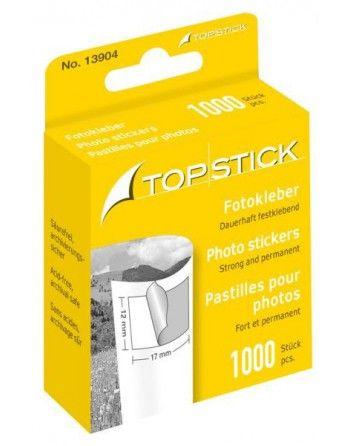 Top Stick podklejki do zdjęć  1000 szt