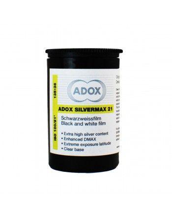 ADOX film Silvermax ISO 100/36 negatyw cz/b