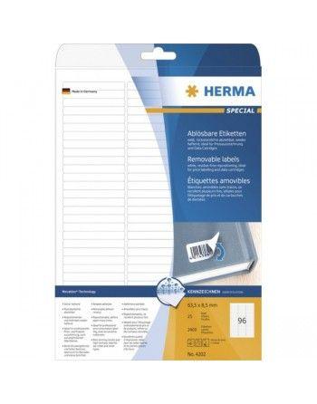 Herma Movables etykieta odklejalna 63x8,5