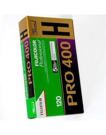 Fuji PRO H 400 negatyw kolorowy typ 120