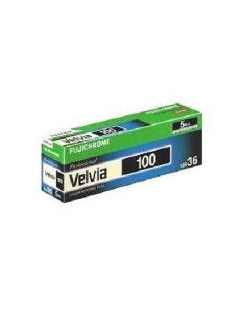 Fujichrome Velvia 100 /36 slajd kolorowy waż. 12/2019