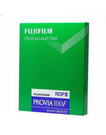 """Fuji Provia 100F 4x5""""/20 szt. slajd kolorowy"""