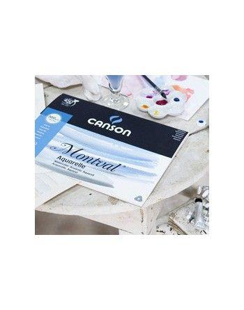 Canson Montval® blok akwarelowy 18x25/12 Fin