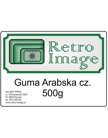 Retro-Image - Guma Arabska 500g