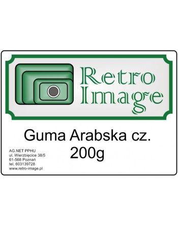 Retro-Image - Guma Arabska 200g