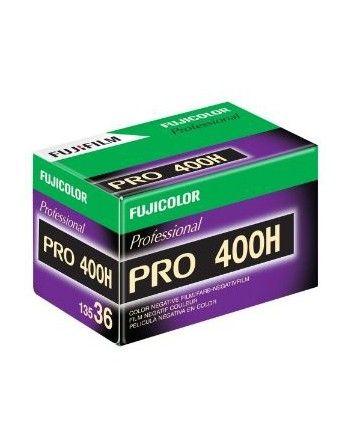 Fuji PRO H 400/36 profesjonalny negatyw kolorowy typ 135