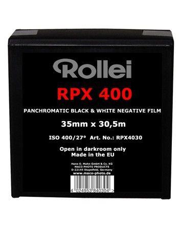 Rollei Film RPX 400 30.5 m